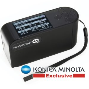 Rhopoint IQ-S Goniophotometer 20/60/85⁰